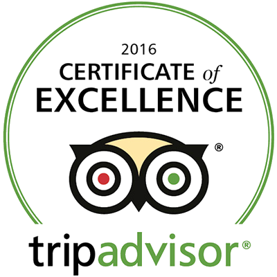 <p>Toscana Bar Italiano named <strong>2016 TripAdvisor Certificate of Excellence Winner</strong></p>